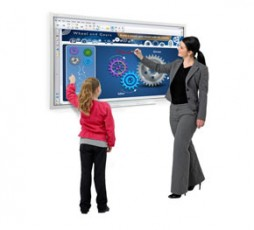 Interactive Flat Screen Panels