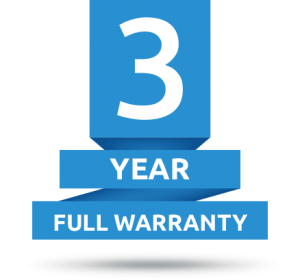 prowise 3 year warranty logo