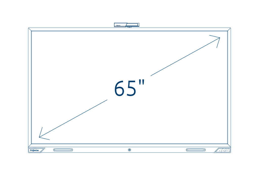 Prowise Touchscreen 65 inch